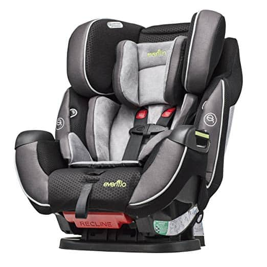 Evenflo Symphony Elite All-In-One Convertible Car Seat 2