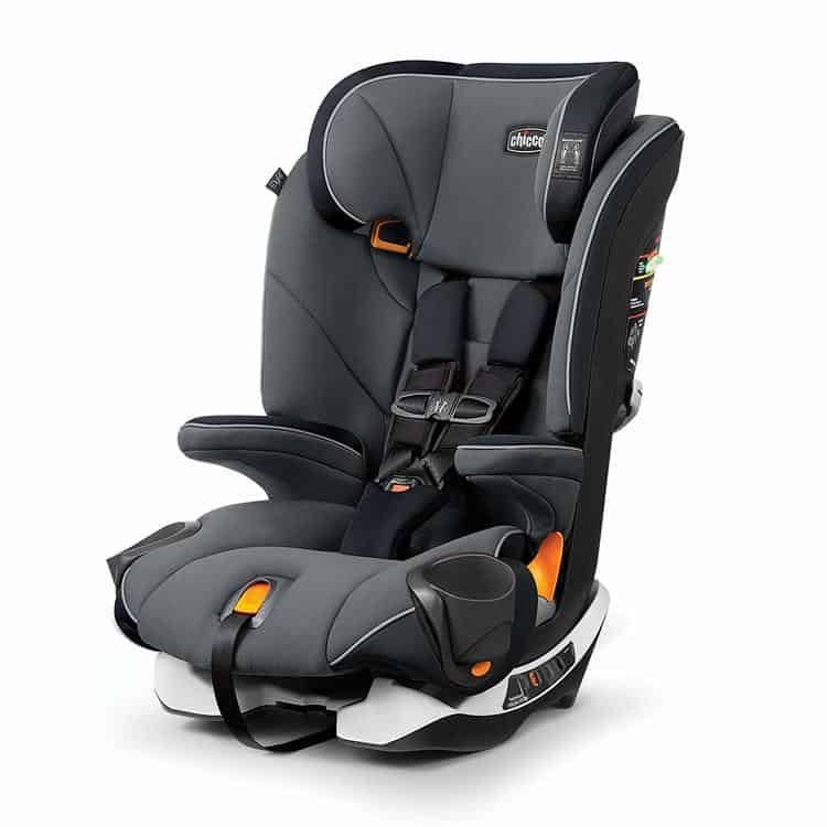 Chicco MyFit Harness - Booster Car Seat