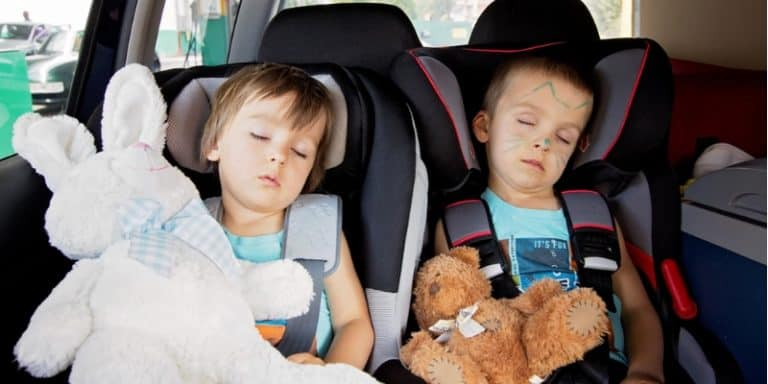 How To Engage The Child Locks On Your Car For Your Child's Safety