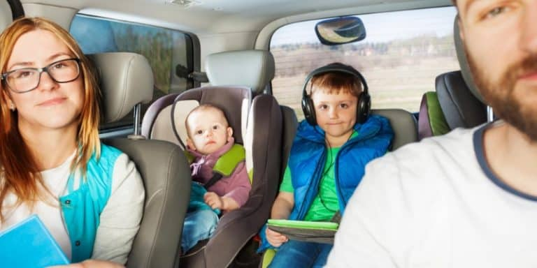 Types Of Child Safety Car Seats Available In The US & Canada