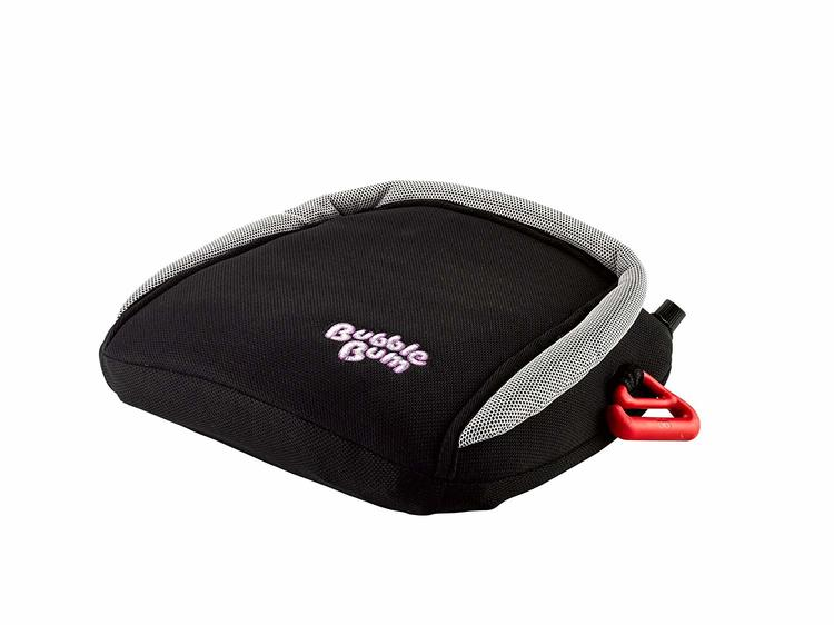 BubbleBum Inflatable Backless Travel Booster Car Seat