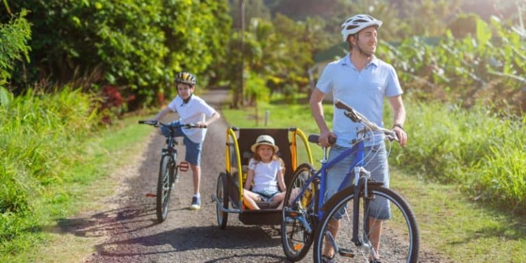 Best Baby Bike Trailer Seats