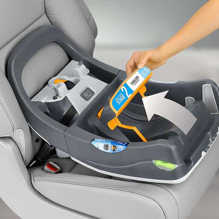Chicco Fit2 Infant car seat features 3