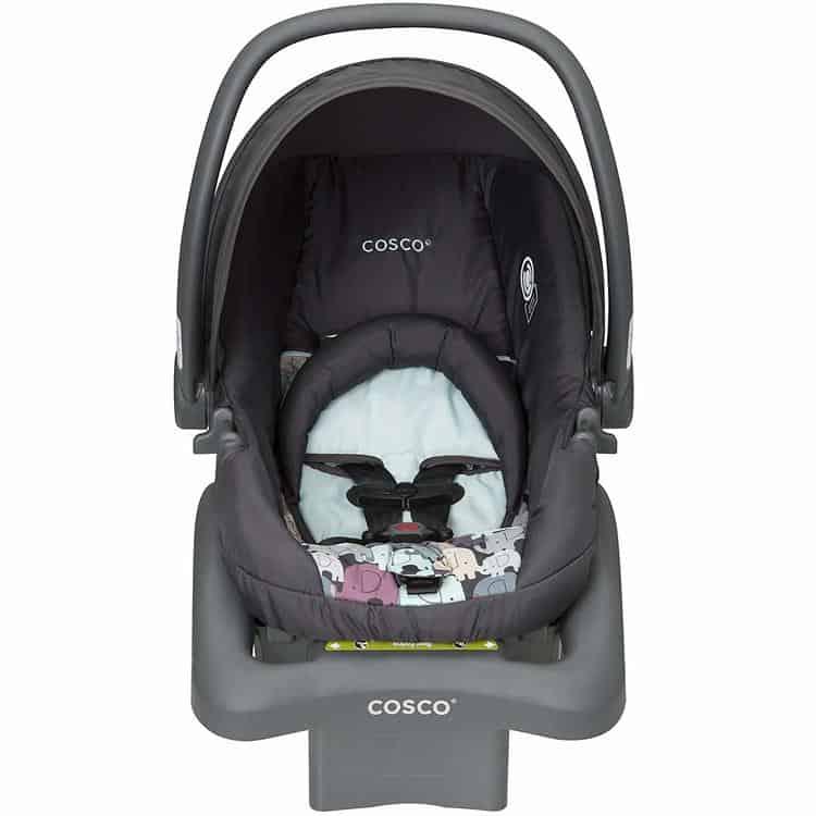 Cosco Light N Comfy DX Infant Car Seat