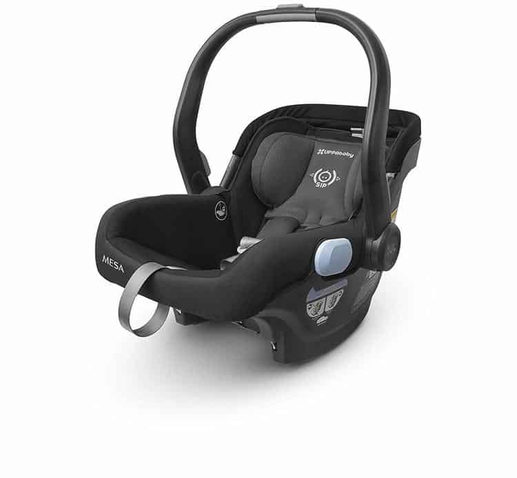 2018 UPPAbaby MESA Infant Car Seat features 2