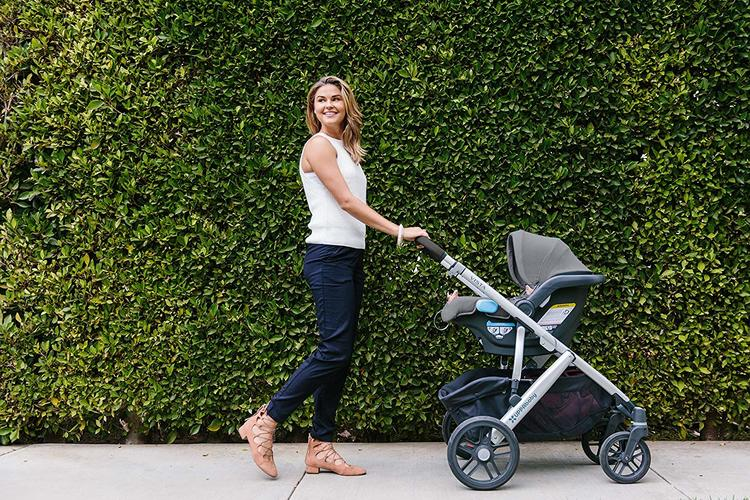 2018 UPPAbaby MESA Infant Car Seat features 4
