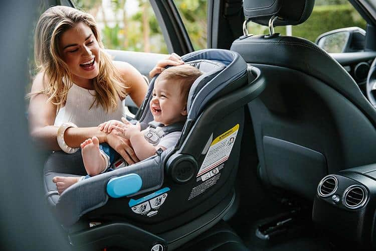 2018 UPPAbaby MESA Infant Car Seat features 5