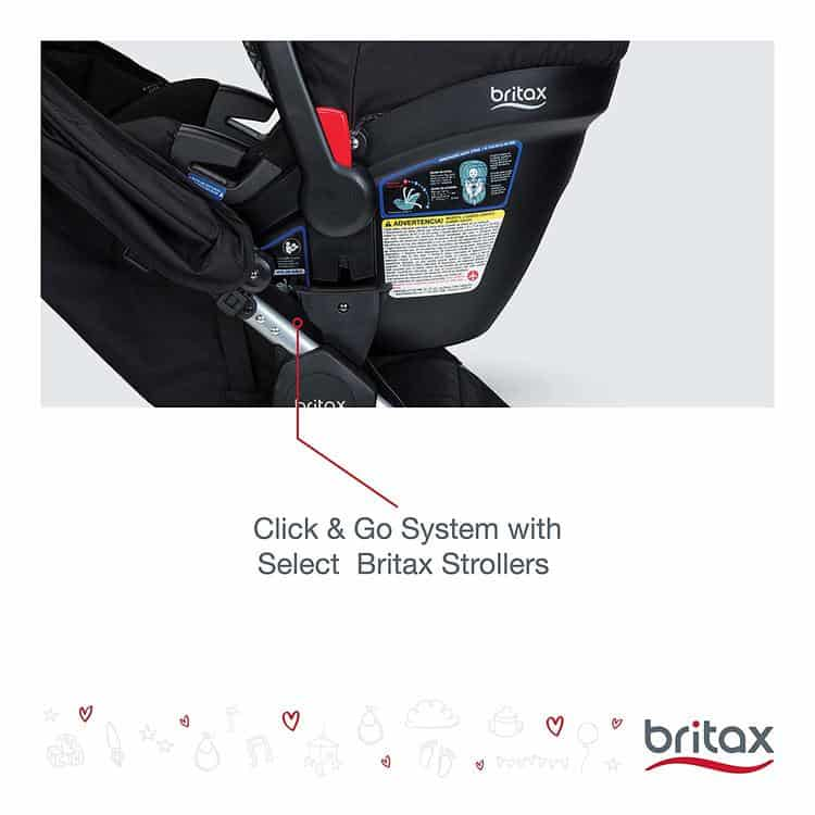 Britax B-Safe 35 Infant Car Seat specifications 4