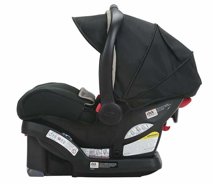 Graco SnugRide SnugLock 35 XT Infant Car Seat specifications 3